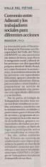CONVENIO CON ADISVATI Y EL COLEGIO DE TRABAJADORES SOCIALES DE ÁVILA